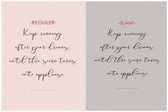 Roommates Script | Reguler & Slant Product Image 6
