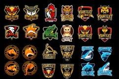 29 esports gaming EMBLEM LOGO BADGES Product Image 1