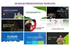 All In One 30 Presentation Template Product Image 4