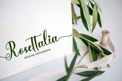 Gellisa Script Product Image 6