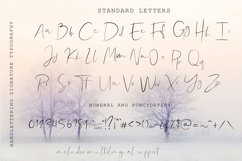 Shallou - Hand Lettering Font, Modern Calligraphy Product Image 6