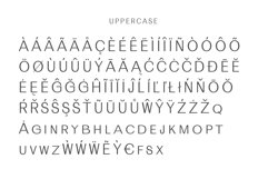 Daaron Sans Serif Font Family Product Image 6