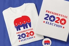 Presidential Election Design Republican elephant Product Image 3
