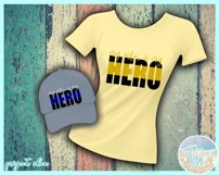 My Sister Is My Hero Quote Svg Dxf Eps Png Pdf Product Image 2