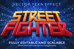 Gaming cartoon text effect editable game and funny text Product Image 1