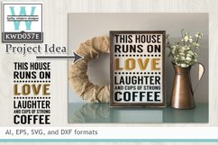 BUNDLED Coffee Cutting Files KWD057 Product Image 6