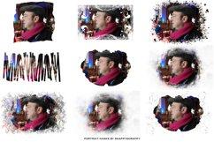 Portrait Photoshop Masks Set / Clipping Masks Product Image 1
