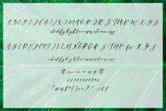 Web Font Cathia Script Font Product Image 6