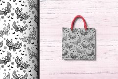 Butterfly Seamless Patterns Product Image 3