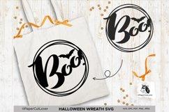 Halloween wreath SVG Set, Pumpkin Thanksgiving SVG Product Image 3
