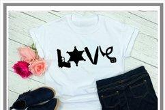 Police Sheriff Deputy Love SVG Product Image 2