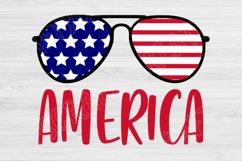 America Svg, 4th of July Svg. Patriotic Svg Files for Cricut Product Image 2