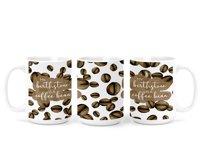 HUGE Sublimation Mug Bundle | 15oz Mug Full Wrap Sublimation Product Image 5