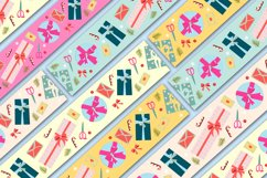 Holiday packing tapes and ribbons/ png. jpeg. eps10. ai Product Image 3