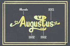 Steffie Austin Lovely Font Product Image 3