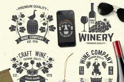 Craft Wine Templates Product Image 9