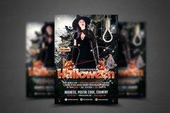 Halloween Flyer Template - Bundle Product Image 3