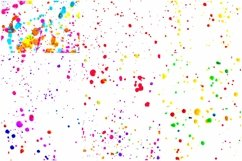 100 Photographs of Real Paint Splatters and Drips! Product Image 5