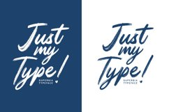 Superbia Typeface Product Image 6