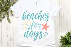 Beach SVG Bundle - Cut Files for Crafters Product Image 13