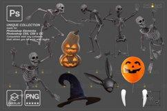 Photoshop fire, Halloween overlay, Photoshop overlay Product Image 4