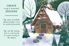 Magical Snow Procreate Brushes Product Image 6