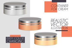 Vector realistic bottles set collection mockup pt.2 Product Image 5