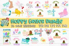 Hoppy Easter SVG Bundle Product Image 1