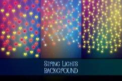 String lights clip art set Product Image 3