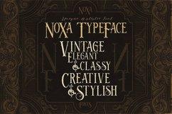Noxa - Display Font Product Image 3