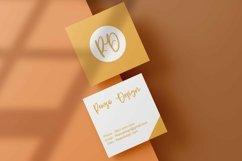 Web Font Georgette - Beautiful Font Product Image 2