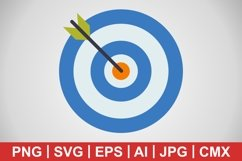 Vector target Icon Product Image 1