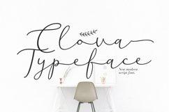 Web Font Clova Product Image 1