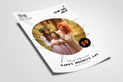Happy Mother's Day Flyer Template Product Image 2