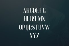 Gentleman font  10 Logo Templates Product Image 3