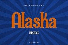 Alaska Typeface Product Image 1