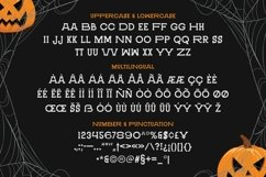 Web Font Beltran Font Product Image 3