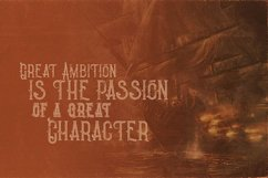 Pirate- Vintage Style Font Product Image 3
