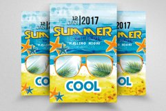 10 Summer Beach Party Flyers Bundle Product Image 2