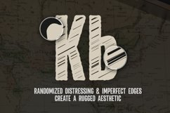 Rugged Font | Expat Product Image 3