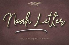 Noah Letter Product Image 1