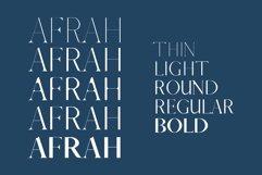 Afrah Serif Font Family Pack Product Image 2