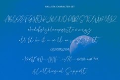 Rallista Chic Signature Font Product Image 5