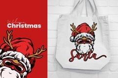 Christmas SVG, Christmas Santa Product Image 3