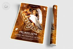 Angels Party Flyer Template V1 Product Image 3