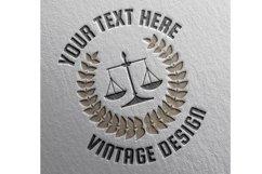 Vintage Design Elements Set Product Image 5