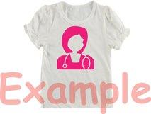 Doctor Medic Props SVG Nurse hospital medicine 207S Product Image 2