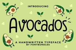 Avocados Product Image 1