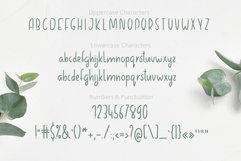 Drop Swing Hand Drawn Font Product Image 5