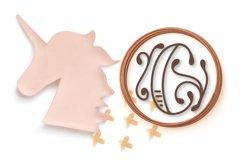 Monobam - Round Monogram Font Product Image 5